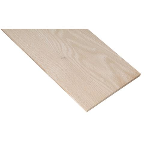 """Waddell PB19418 1/2"""" X 3-1/2"""" X 24"""" Poplar Project Board"""
