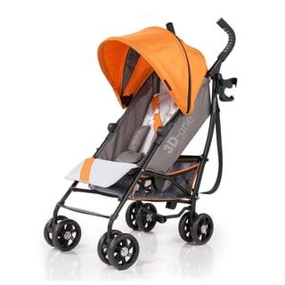Summer Infant 3D-One Solar Orange Convenience Stroller