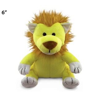 Puzzled 6-inch Plush Lion