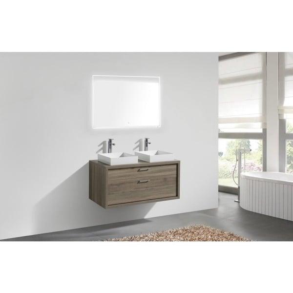 shop kubebath tucci 48 inch double sink bathroom vanity free rh overstock com 48 Double Sink Countertop 48 inch wide double sink bathroom vanity