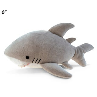 Puzzled 6-inch Plush Shark