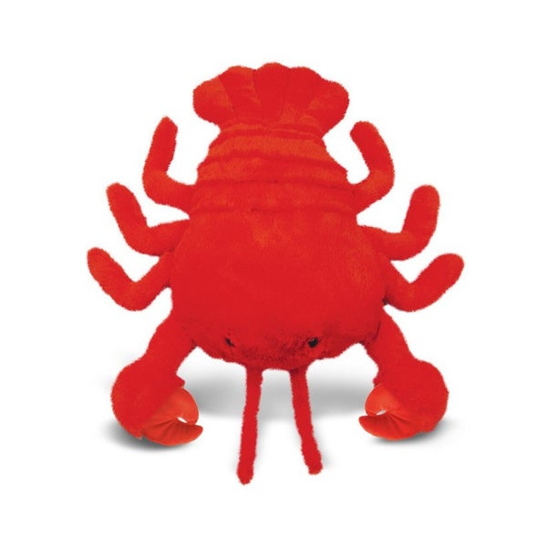 Puzzled Stylish Plush XL Lobster Pillow