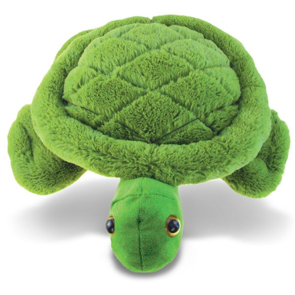 Puzzled Stylish Plush Sea Turtle Pillow