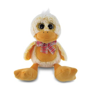 Puzzled Super-soft Plush Sitting Duck Stuffed Toy