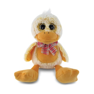 Link to Puzzled Super-soft Plush Sitting Duck Stuffed Toy Similar Items in Stuffed Toys