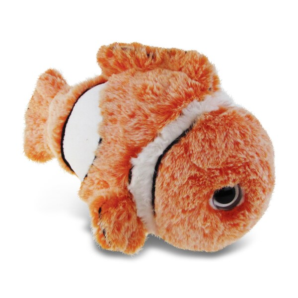 Puzzled Super Soft Plush Clown Fish