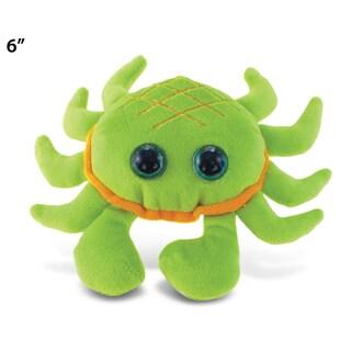 Puzzled Crab Green Big-eye 6-inch Plush