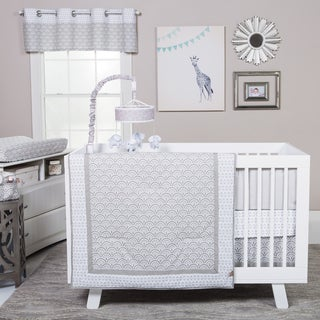 Trend Lab Art Deco 3-piece Crib Bedding Set