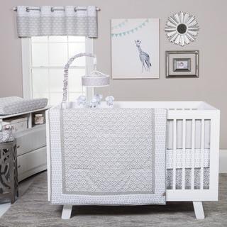 Trend Lab Art Deco 3-piece Crib Bedding Set