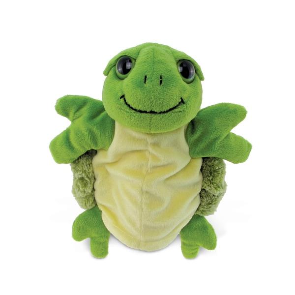 Puzzled Super-soft Plush Hand-puppet Sea Turtle