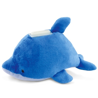 Puzzled Plush Bank Dolphin