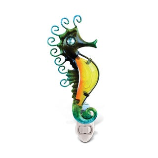 Puzzled Sea Horse Night Light