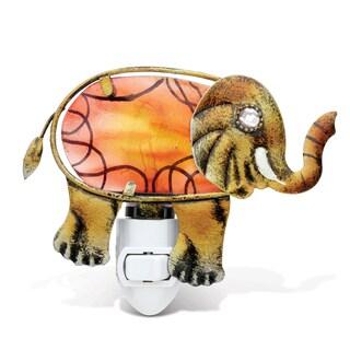 Puzzled Elephant NIght Light
