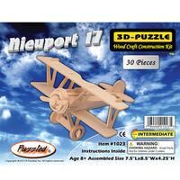 Puzzled Nieuport 17 Wooden 3D Puzzle