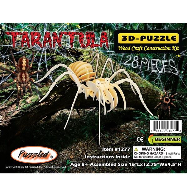 Puzzled 3D Puzzles Tarantula