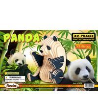 Puzzled Panda 3D Puzzle