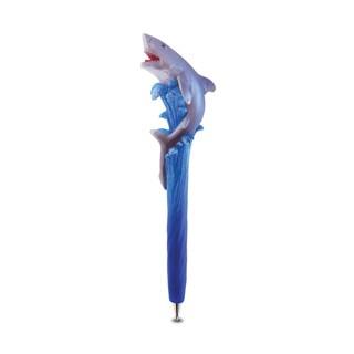 Planet Biting Shark Pen