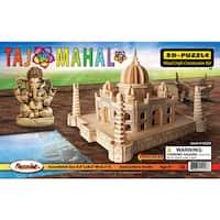 Puzzled Taj Mahal 3D Puzzle