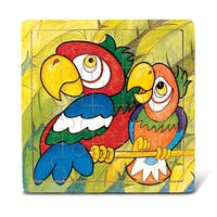 Puzzled Parrot Jigsaw Puzzle