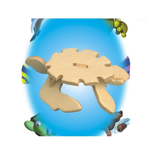 Puzzled Turtle Mini 3D Puzzle