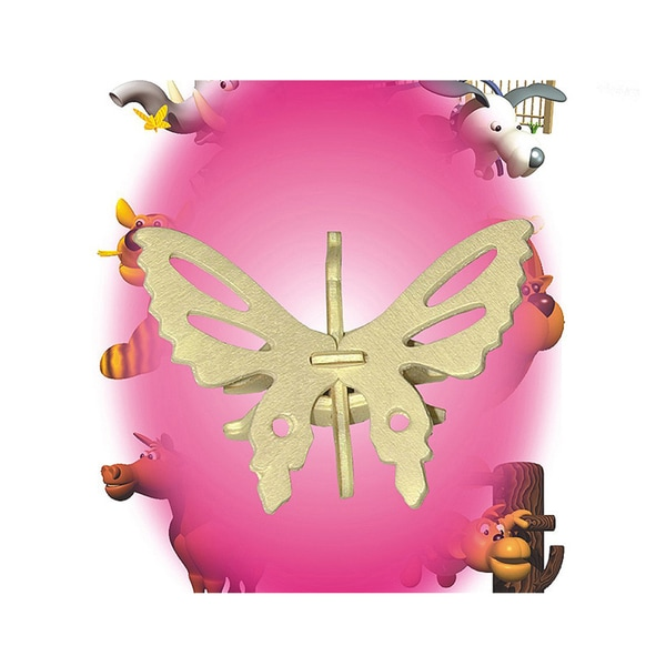 Puzzled Mini 3D Puzzles Butterfly