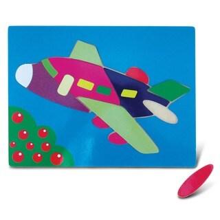 Puzzled Fun Jetliner Puzzle