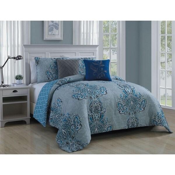 Avondale Manor Gabriella 5-piece Comforter Set