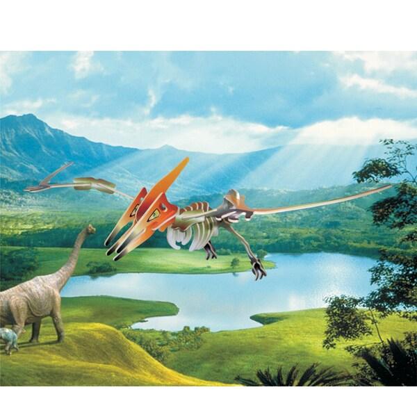 Puzzled Pteranodon Illuminated 3D Puzzle