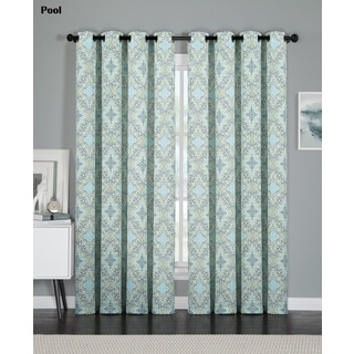 VCNY Mosaic Curtain Panel (Single Panel)