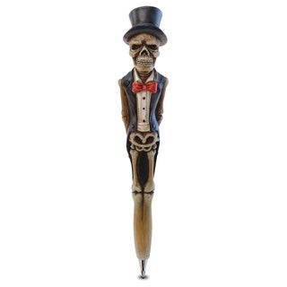 Puzzled Inc. Groom Skeleton Planet Pen