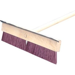 "Gam PT03980 18"" Driveway & Roof Brush With Squeege"