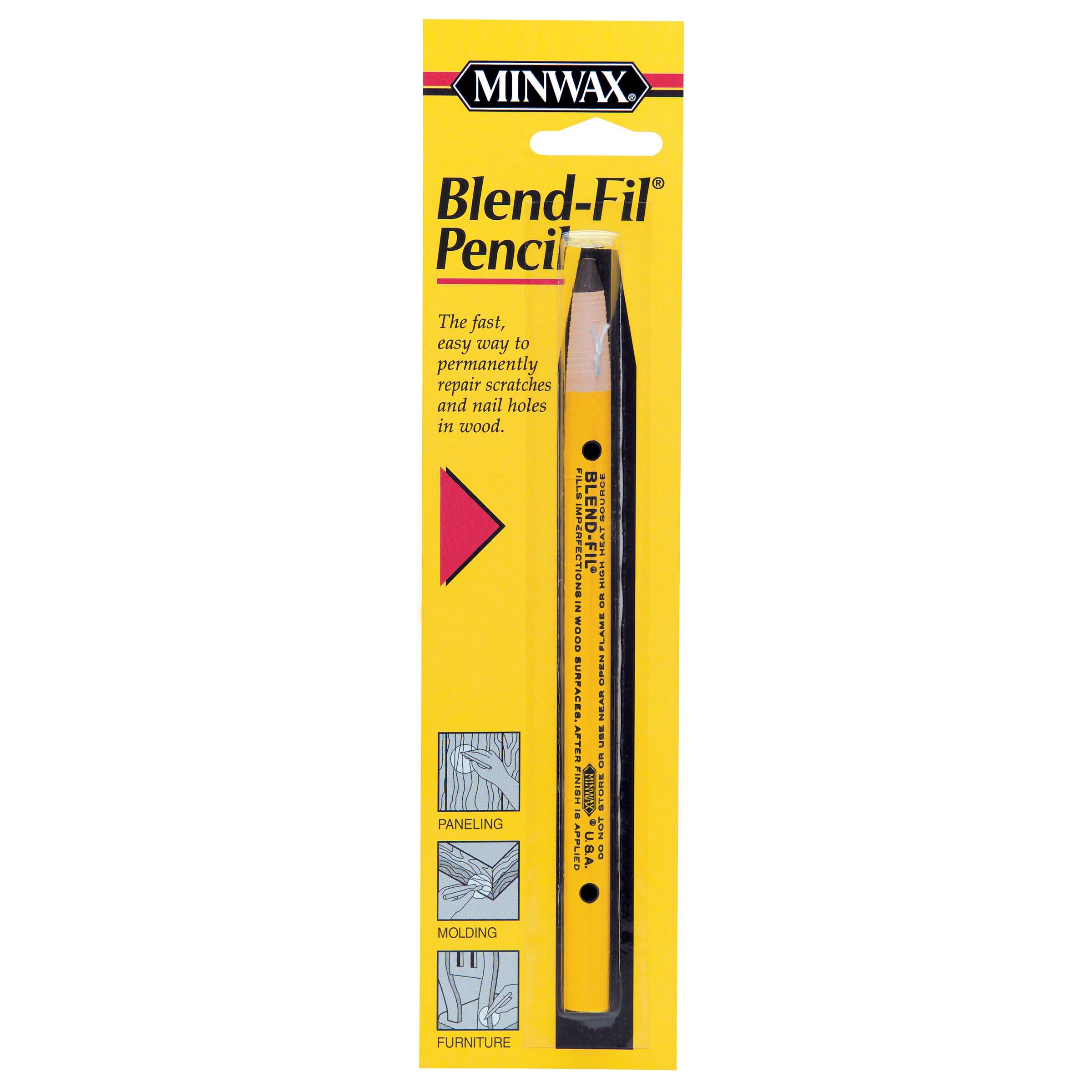 Minwax 11002 No 2 Natural Pine (Green) Blend Fil Pencil (...