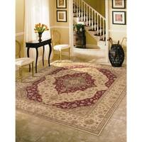 Nourison Heritage Hall Lacquer Area Rug - 7' Round