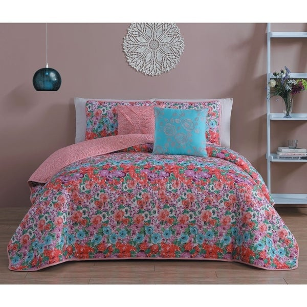 Avondale Manor Juliette 5-piece Quilt Set