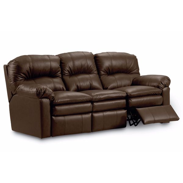 Lane Furniture Leather Sofa: Shop Lane Furniture Touchdown Double Reclining Console