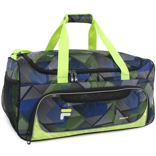 Fila Energy Medium Sized Sport Duffel Bag