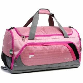 Fila Advantage Small Sport Duffel Bag with Shoe Pocket