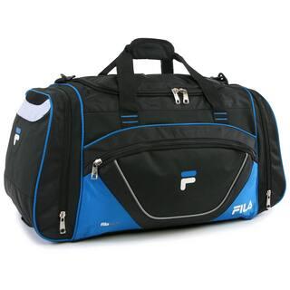 Fila Acer Large Sport Duffel Bag|https://ak1.ostkcdn.com/images/products/12417045/P19235417.jpg?impolicy=medium