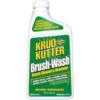 Krud Kutter BW32/6 32 Oz Biodegradable Brush Wash