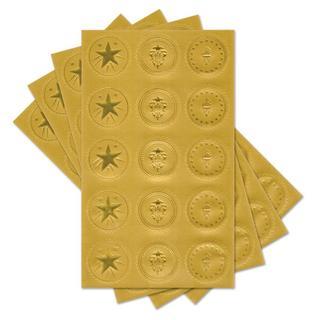 Gold Foil Award Seal (Pack of 60)