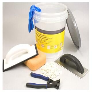 M-D 49834 Ceramic Tile Kit Bucket