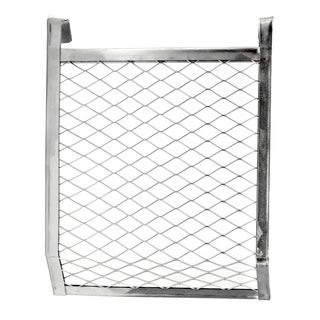 Quali Tech Manufacturing BG-2C10 2 Gallon Metal 4-Edge Reinforced Bucket Grid
