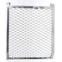 Quali Tech Manufacturing BG-5C10 5 Gallon Metal 4-Edge Reinforced Bucket Grid