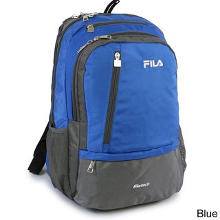 Fila Duel Tablet Laptop Backpack with 6 Pockets
