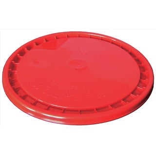 Encore 201517 5 Gallon & 3.5 Gallon Red Snap On Lid
