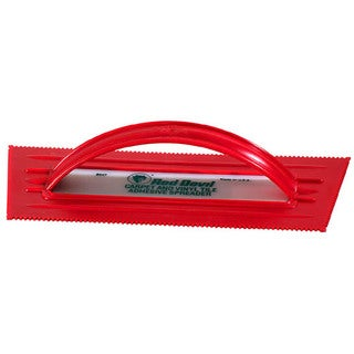 Red Devil 2047 Plastic Vinyl Tile & Carpet Trowel
