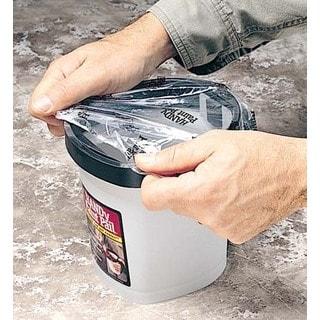 HANDY PAINT PAIL 2515CT Plastic Handy Paint Pail Cover 4-count