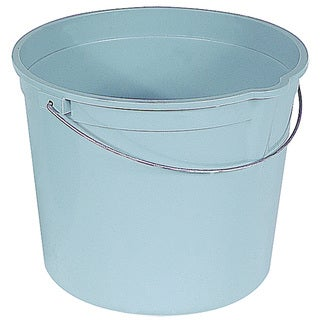 Encore 06192-200904 6 Quart Plastic Pail With Handle & Pour Spout