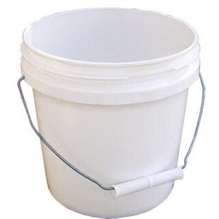 Encore 10128-201859 1 Gallon White Industrial Pail