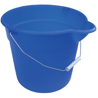 Encore 12384-200978 12 Quart Plastic Utility Pail With Pour Spout